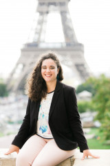 Virginie Mention, présidente de l'Association des consultants en mariage. (Photo Elena Usacheva)